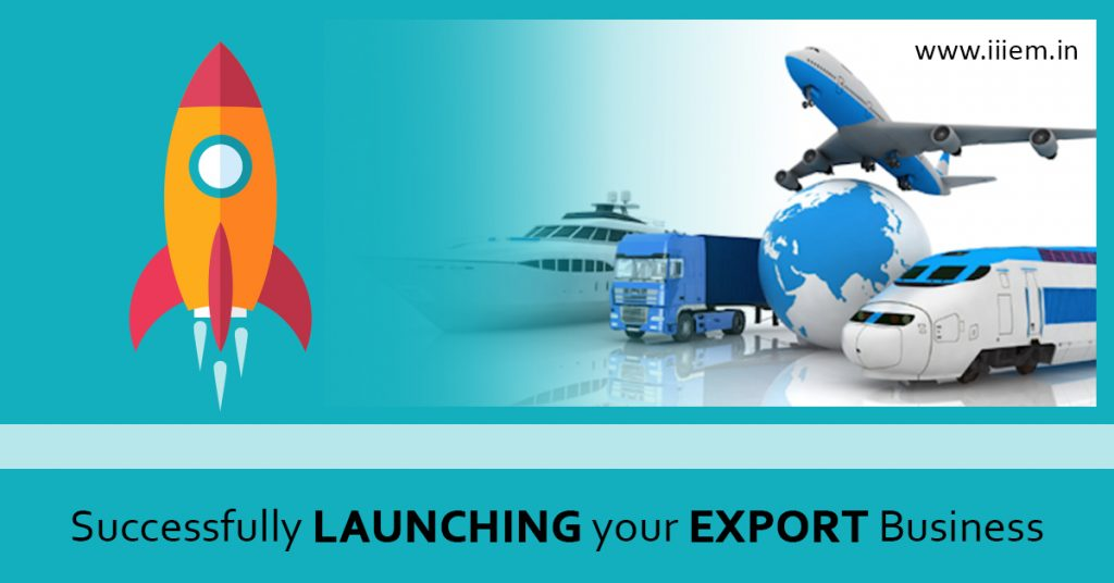 Successfully Launching your Export Business