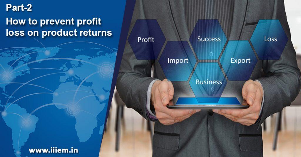 Profit Loss on Product Returns
