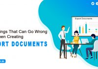 6 Things That Can Go Wrong When Creating Export Documents