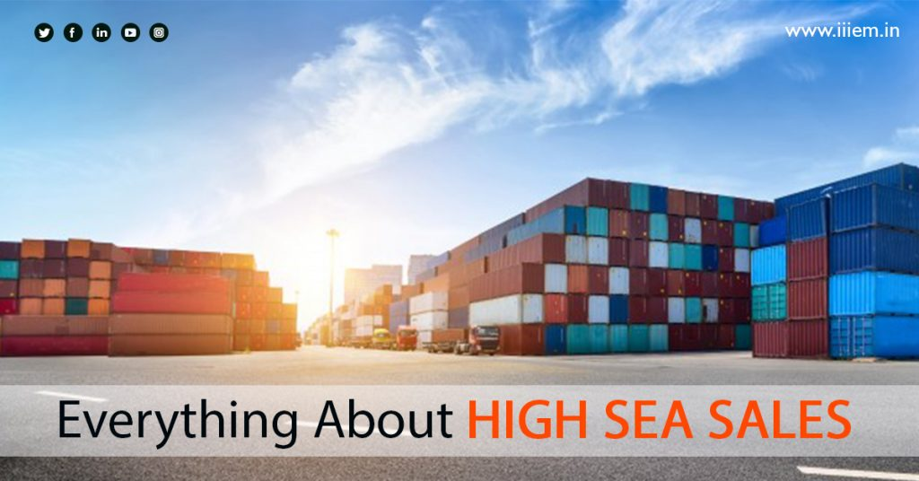 Everything about High Sea Sales