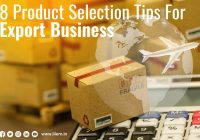 Product selection for export