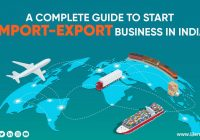 Guide to start import export business
