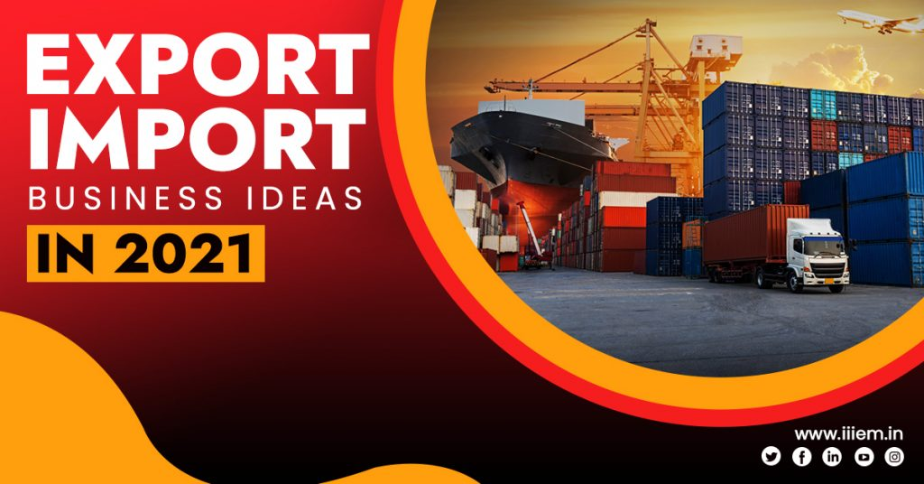 Export Business Ideas